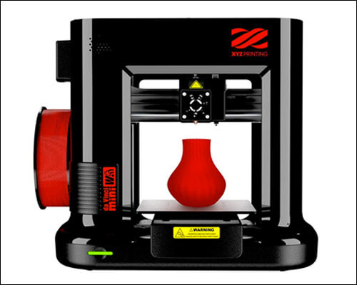 da Vinci Mini Wireless Beginner 3D Printer