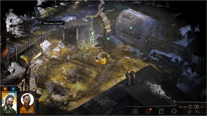 Disco Elysium Paid Mac Game Screenshot