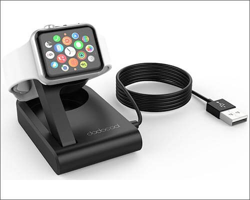 dodocool Apple Watch Charger for Series 1, 2, and 3