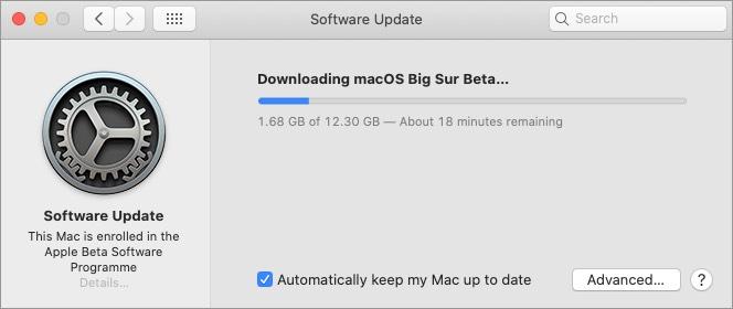 download macos big sur public beta on mac