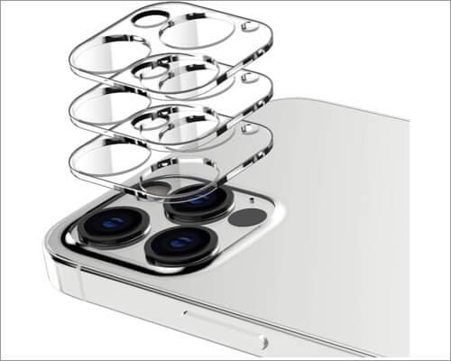 EGV iPhone 12 Pro Max Camera Lens Protector
