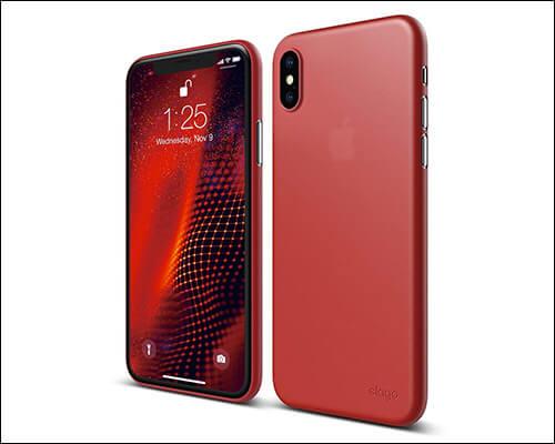 elago Thinnest iPhone Xs Case