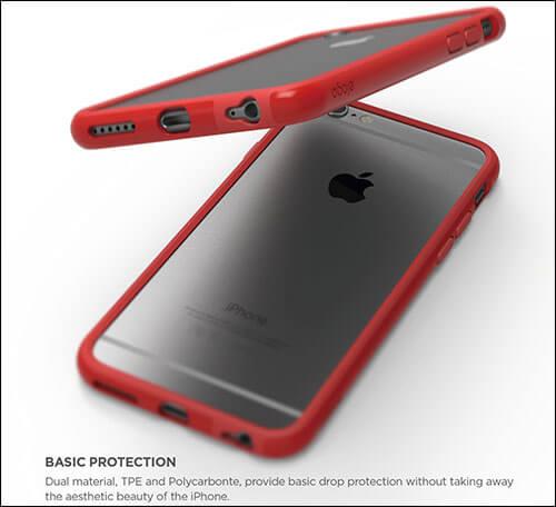 elago iPhone 6-6s Bumper Case