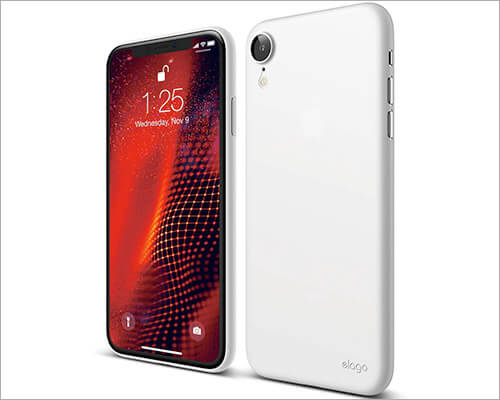 elago iPhone XR Wireless Charging Support Case