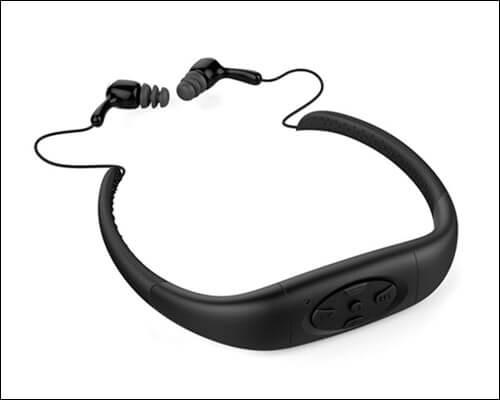 elecfan Swimming Headphones