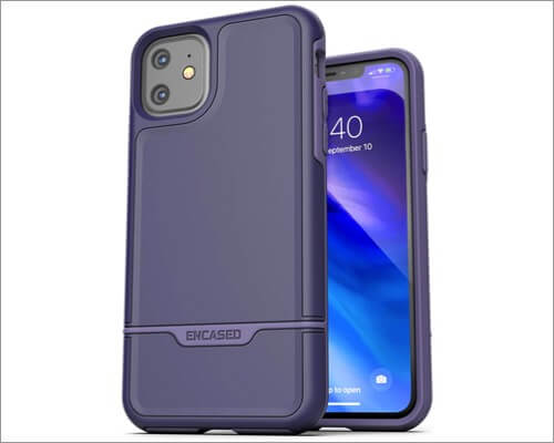 encased heavy duty protective case for iphone 11