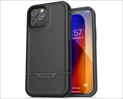 Encased Rebel Series Rugged Case for iPhone 12 and 12 Pro