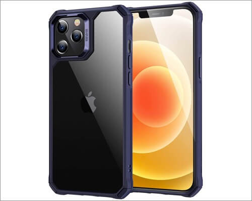 ESR Air Armor Bumper Case for iPhone 12 and 12 Pro