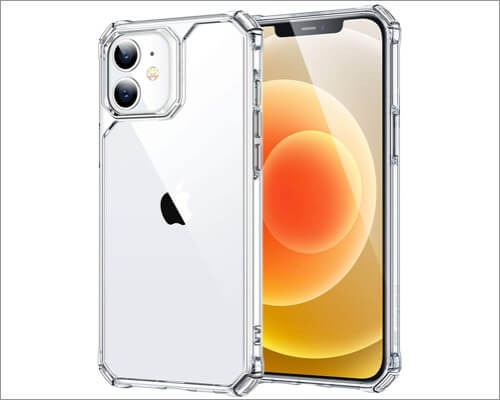 ESR Air Armor Clear Case for iPhone 12 Mini