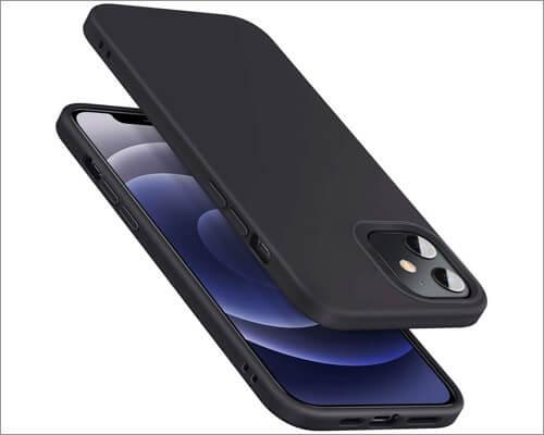 ESR Cloud Series Slim Silicone Case for iPhone 12 Mini