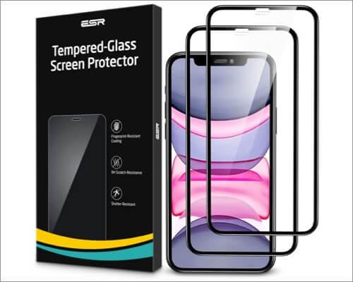 esr iphone 11 screen protector