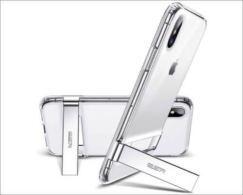 esr iphone xr kickstand case