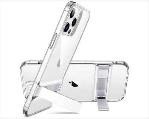 ESR Metal Kickstand Case for iPhone 12 Mini and 12 Pro Max