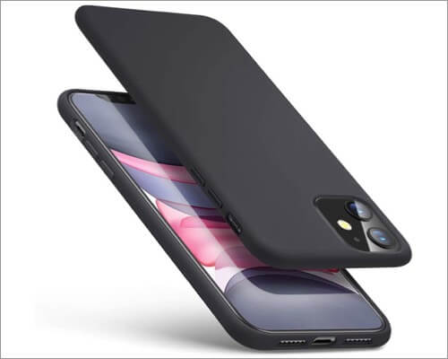 esr yippee color thin case for iphone 11