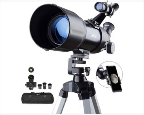 ESSLNB Telescope for iPhone