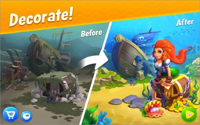 fishdom free mac game screenshot