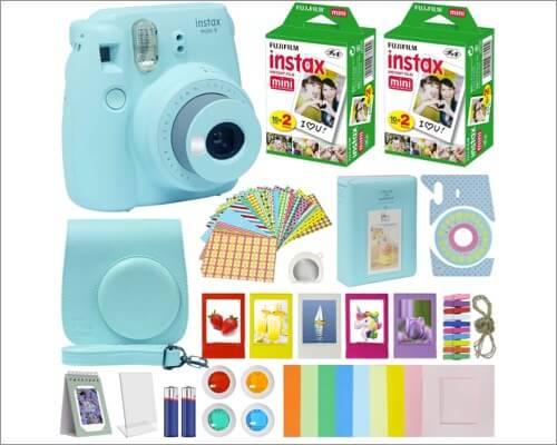 Fujifilm Instax Mini Instant Camera for Kids