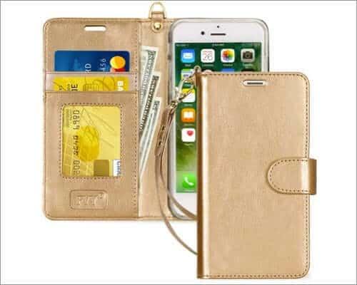 fyy wallet case for iphone se 2nd gen
