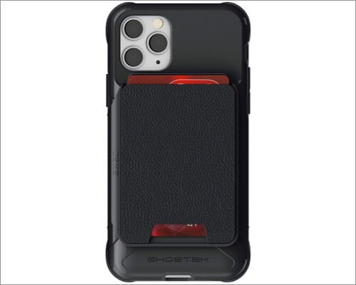 ghostek exec wallet case for iphone 11 pro