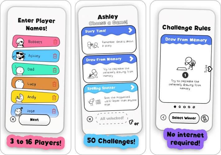 gogogo iphone and ipad game screenshot