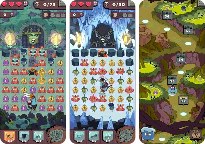 grindstone apple arcade game screenshot
