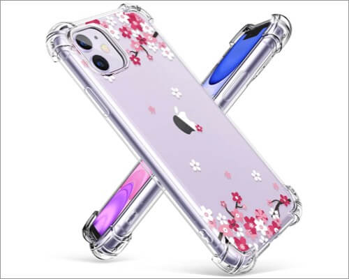 gviewin ultra-thin case for iphone 11