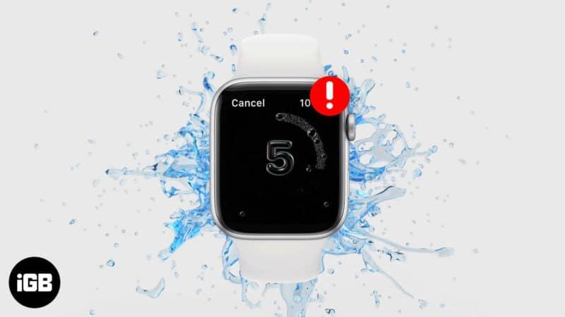 handwashing feature not working on apple watch