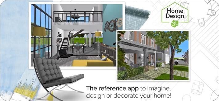 Home Design 3D GOLD iPhone and iPad App Screenshot
