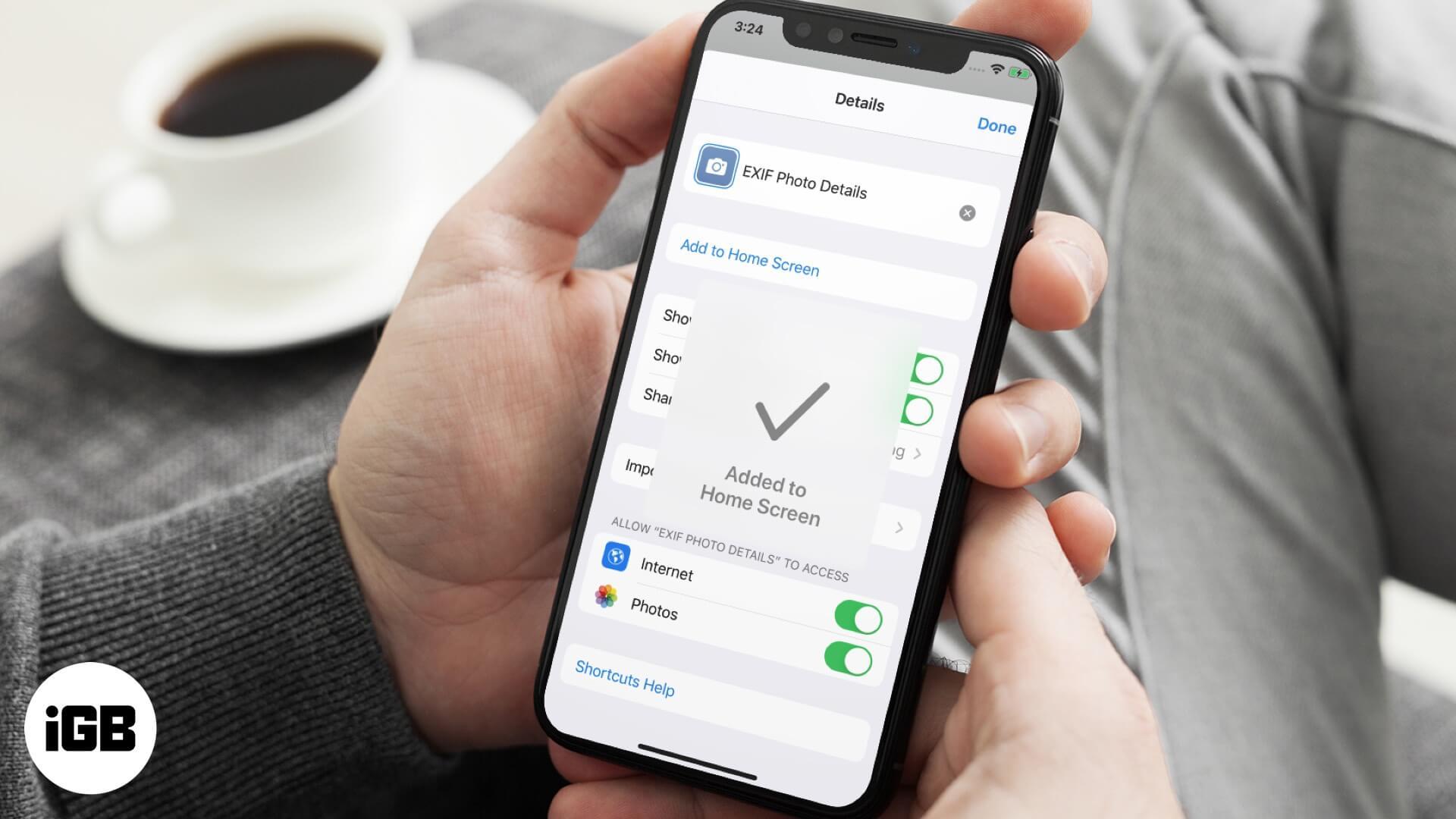 how to add siri shortcuts on iphone home screen