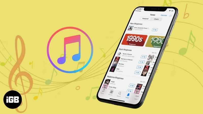 How to Buy Ringtones on iPhone and iPad