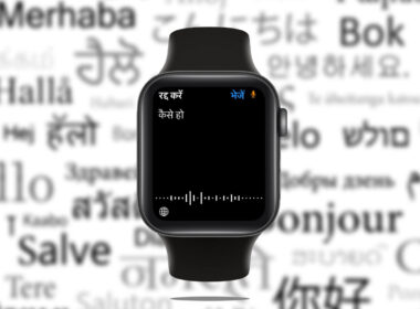 How to Change Dictation Language on Apple Watch