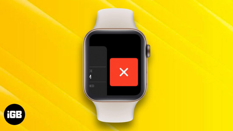 How to Close Apps on an Apple Watch