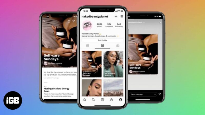 How to Create an Instagram Guide on iPhone