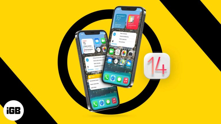 How to customize iOS 14