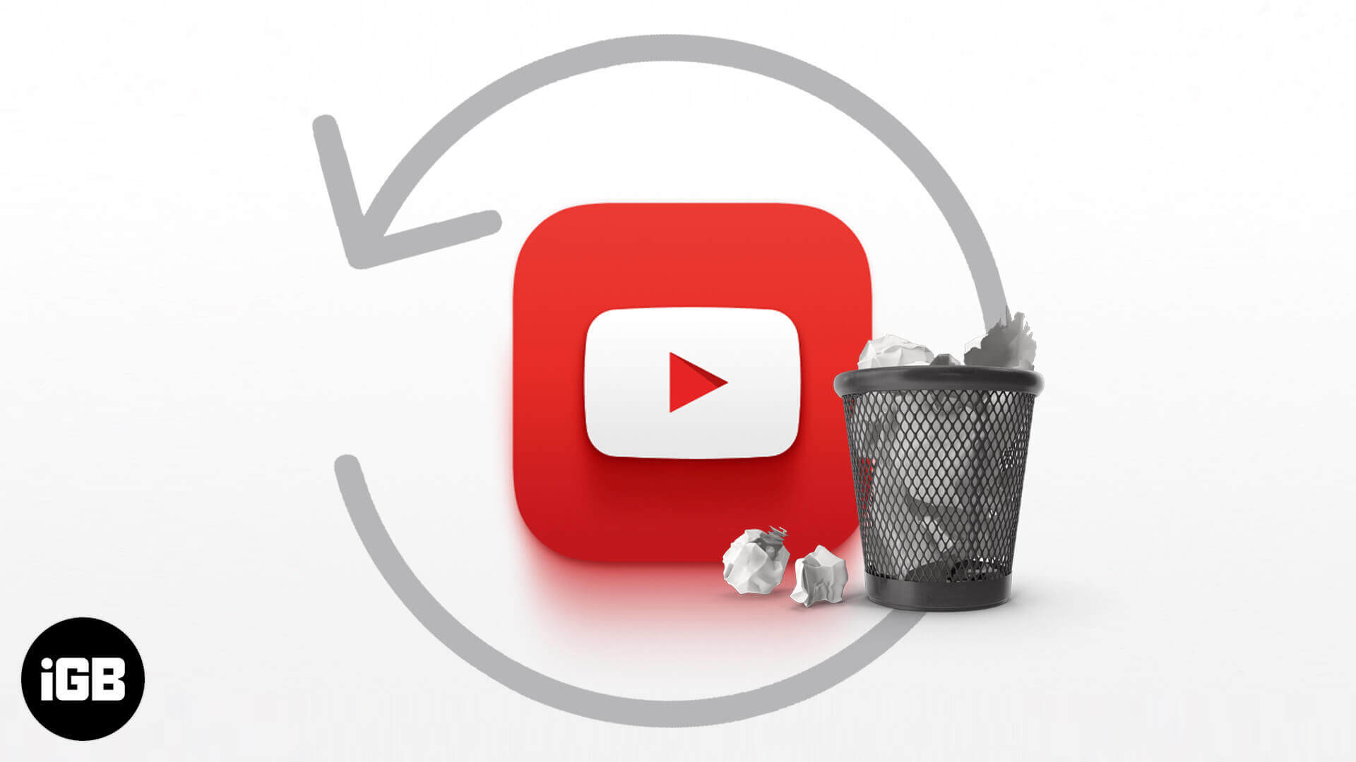 How to Delete YouTube History on iPhone and iPad
