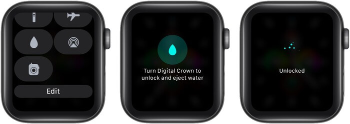 How to Eject Water from Apple Watch