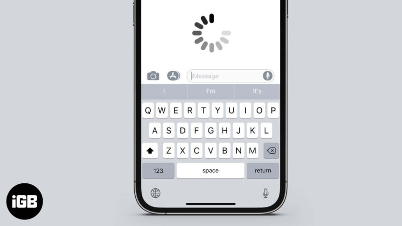 How to Fix Keyboard Lag on iPhone and iPad