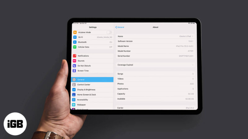 How to Identify Different iPad Models and Generations