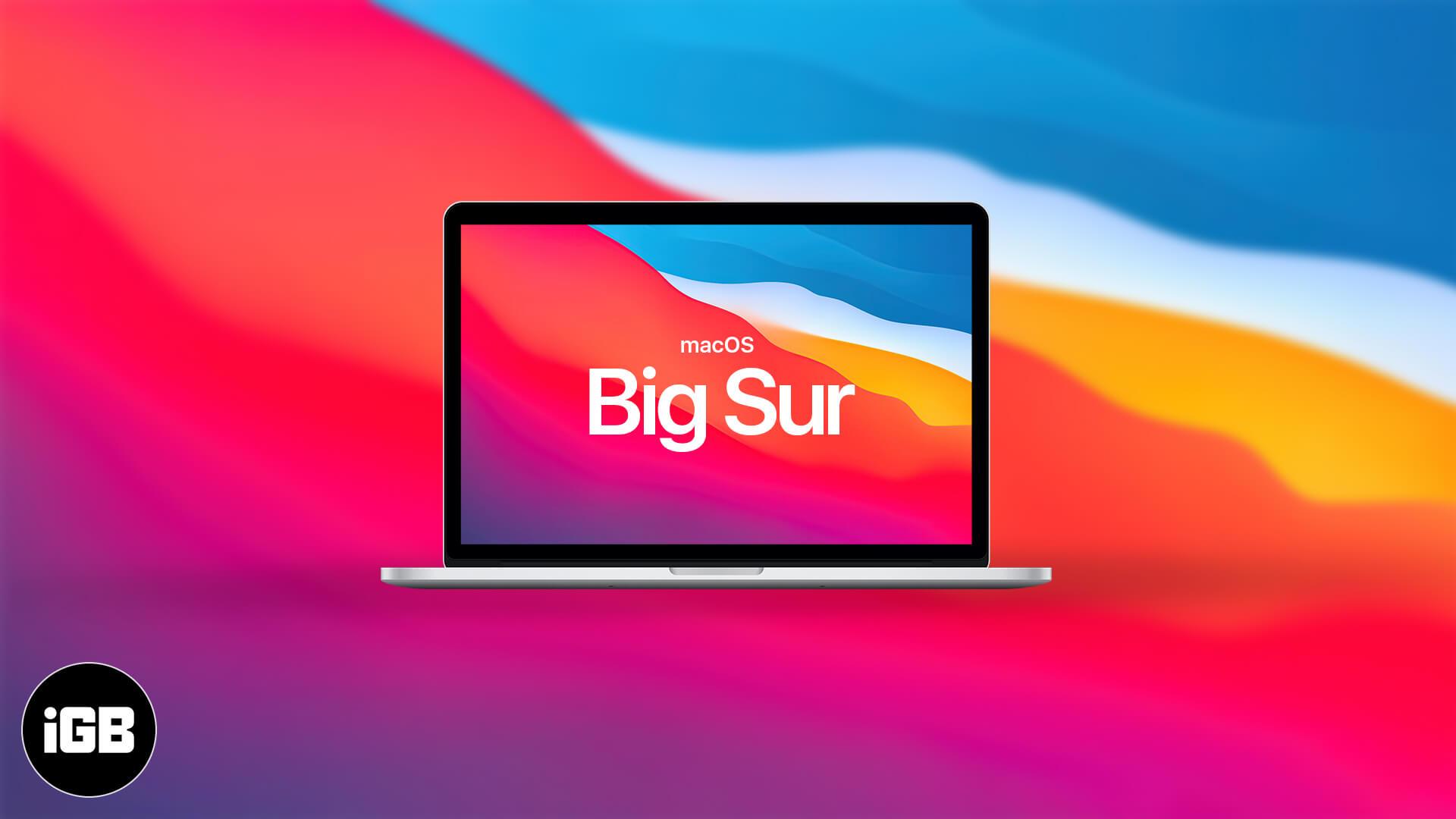 how to install macos big sur public beta