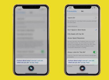 how to make full screen siri on iphone