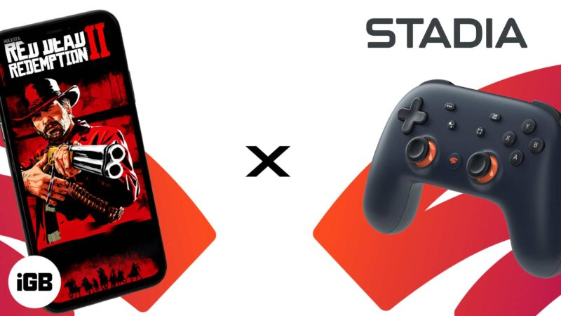 How to play Google Stadia on your iPhone and iPad