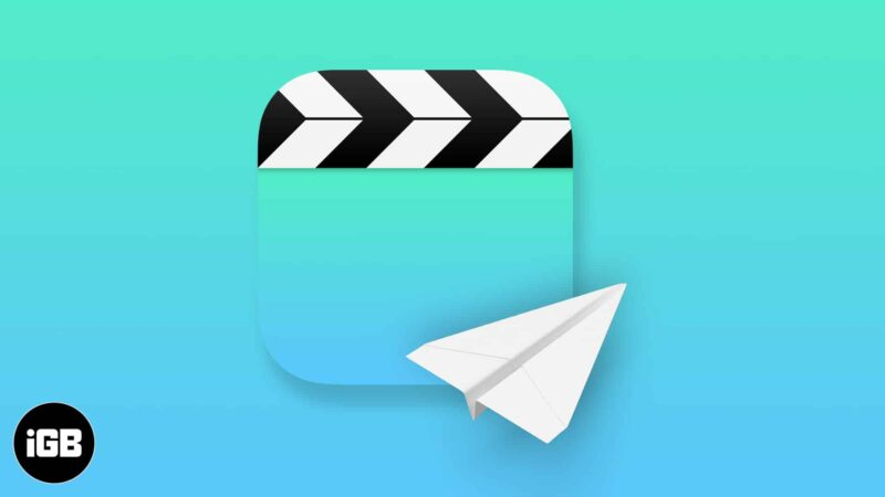 How to Send a Large Video from iPhone