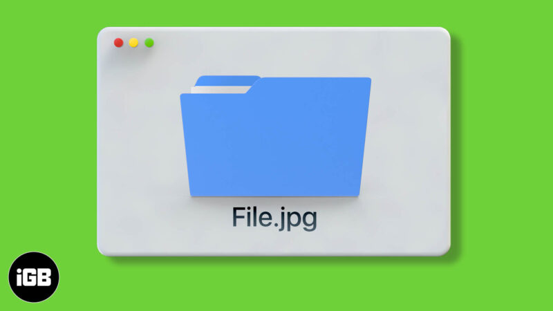 How to Show Filename Extensions on Mac