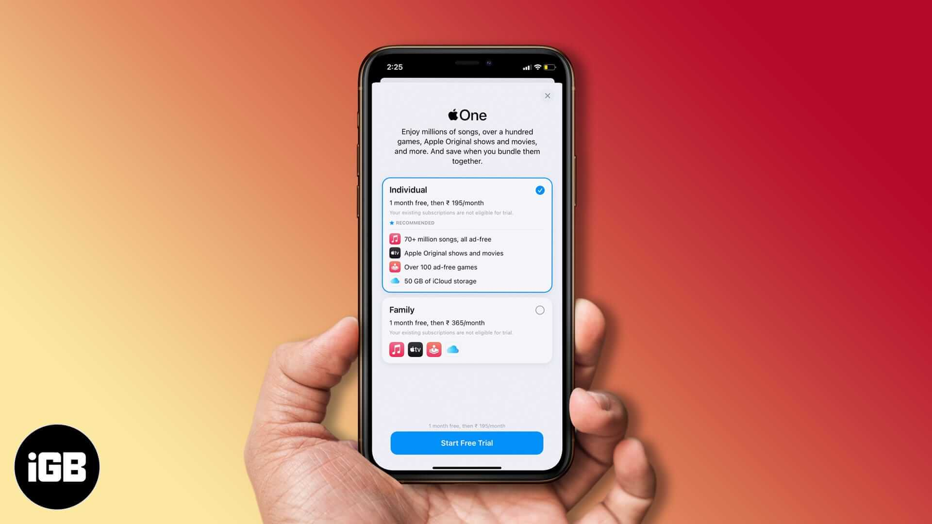 How to Sign Up to Apple One on iPhone and iPad