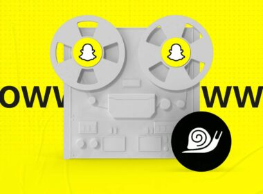 How to slow down a video on Snapchat on iPhone
