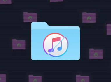 How to split iTunes library into multiple folders