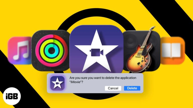 How to uninstall apps on a Mac