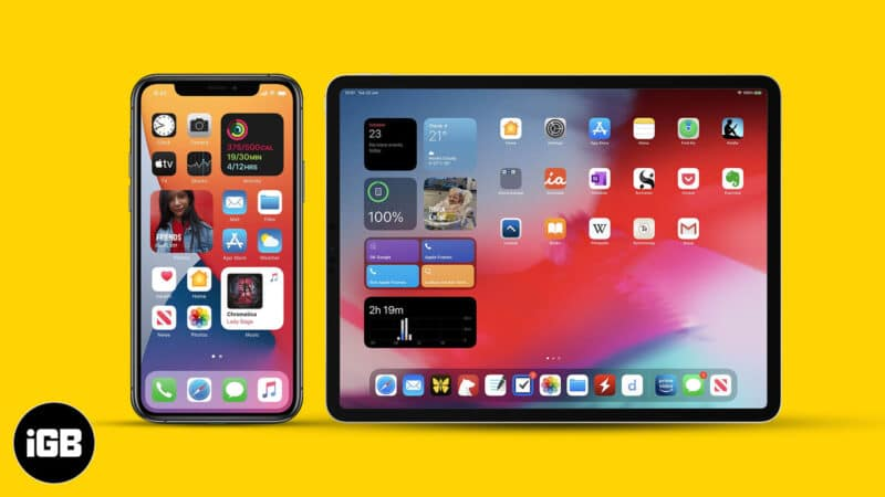 how to update your iphone or ipad