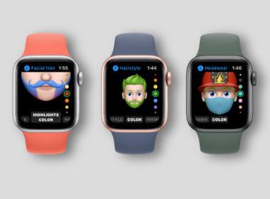 how to use memoji on apple watch