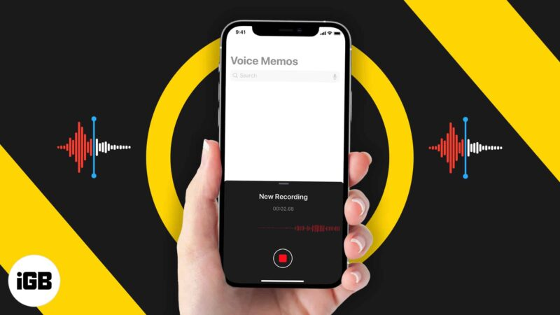 How to use voice memo on iPhone and iPad